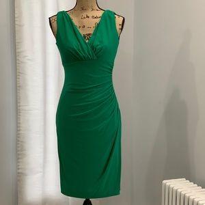 Lauren Ralph Lauren bodycon dress size 8